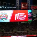 Why LaRosa's wishes it was giving away more pizza for Reds strikeouts