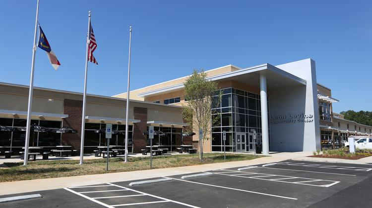... new opportunity campus in west Charlotte (SLIDESHOW) - Charlotte