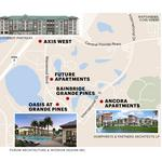 Nearly $200M in 'merchant-built' apartment properties on tap for SeaWorld area
