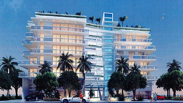 Publix anchored retail proposed in coral gables south for 13th floor investments