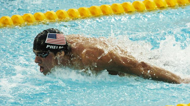 Michael Phelps 39 Final Olympic Run Expected To Provide Lift For Wbal Tv Coverage Baltimore