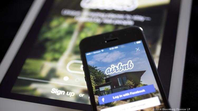 Airbnb's revenue soars 89 percent - San Francisco Business Times