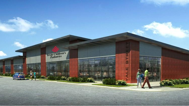 The Longstanding Alabama Furniture Shop At 2200 Yale Street Will Become A  Texas Childrenu0027s Pediatrics Outpatient