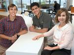 Businesses with interns can mentor students, ID potential employers