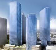 Category: Economic development  Deal: California-based Chevron Corp. will add another tower, left, in downtown Houston to hire or relocate about 1,700 employees. The company received $12 million from the Texas Enterprise Fund for the deal.