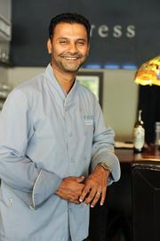 Hari Pulapaka, owner and executive chef of Cress, is a James Beard Award semifinalist for best chef in the South.