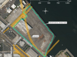 Council votes to lease waterfront property for use as giant shelter
