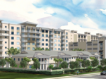 Waterfront luxury apartments proposed
