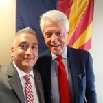 Why <strong>Bill</strong> <strong>Clinton</strong> was in Phoenix before airport meeting with Attorney General Loretta Lynch