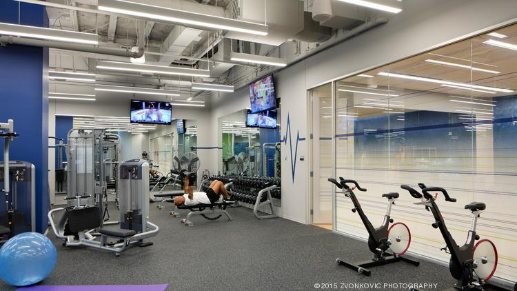 More Houston Office Buildings To Offer Fitness Centers