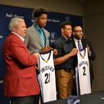 Grizzlies rookies and former Tigers on summer league roster