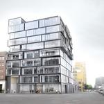 A big-name Portland real estate player tees up the Central Eastside's next creative office building (Renderings)