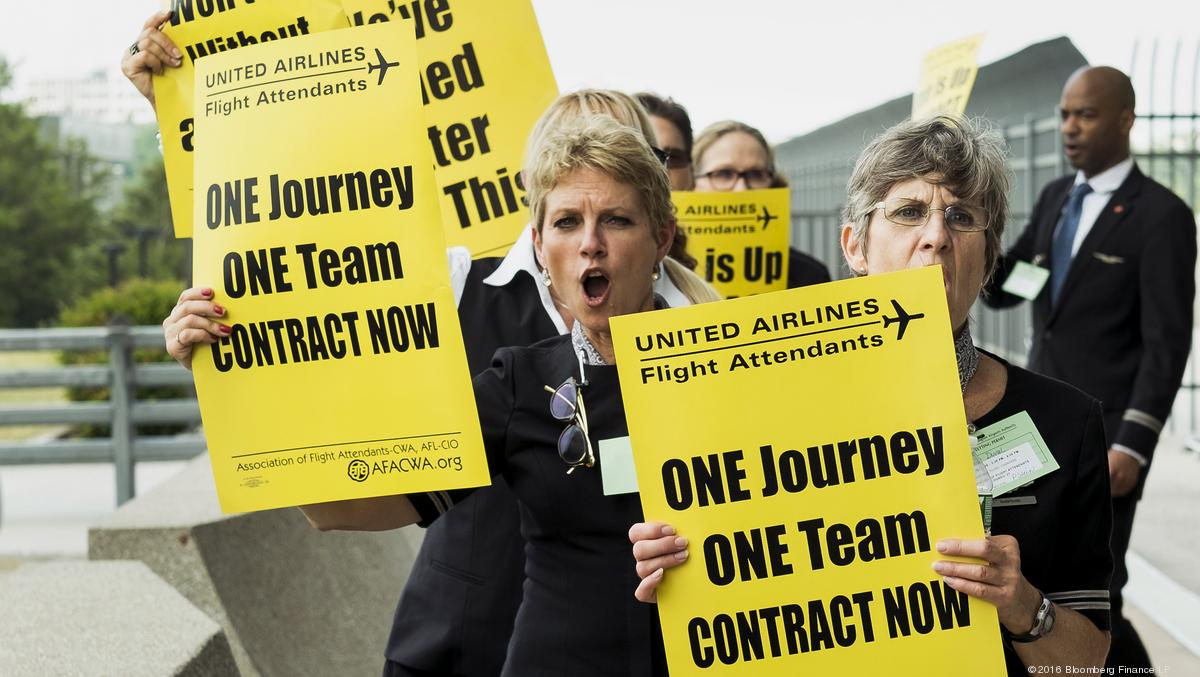 United Airlines Flight Attendants Find The Devil Is Showing Up In