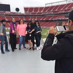 49ers huddle with corporate partners to build better teams