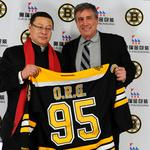 Why <strong>Cam</strong> <strong>Neely</strong> is sending Boston Bruins players to China