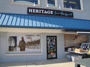 The Heritage Surf Shop in Ocean City, N.J.