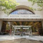 Check it out: Newly renovated Boston Public Library features cafe, WGBH studio