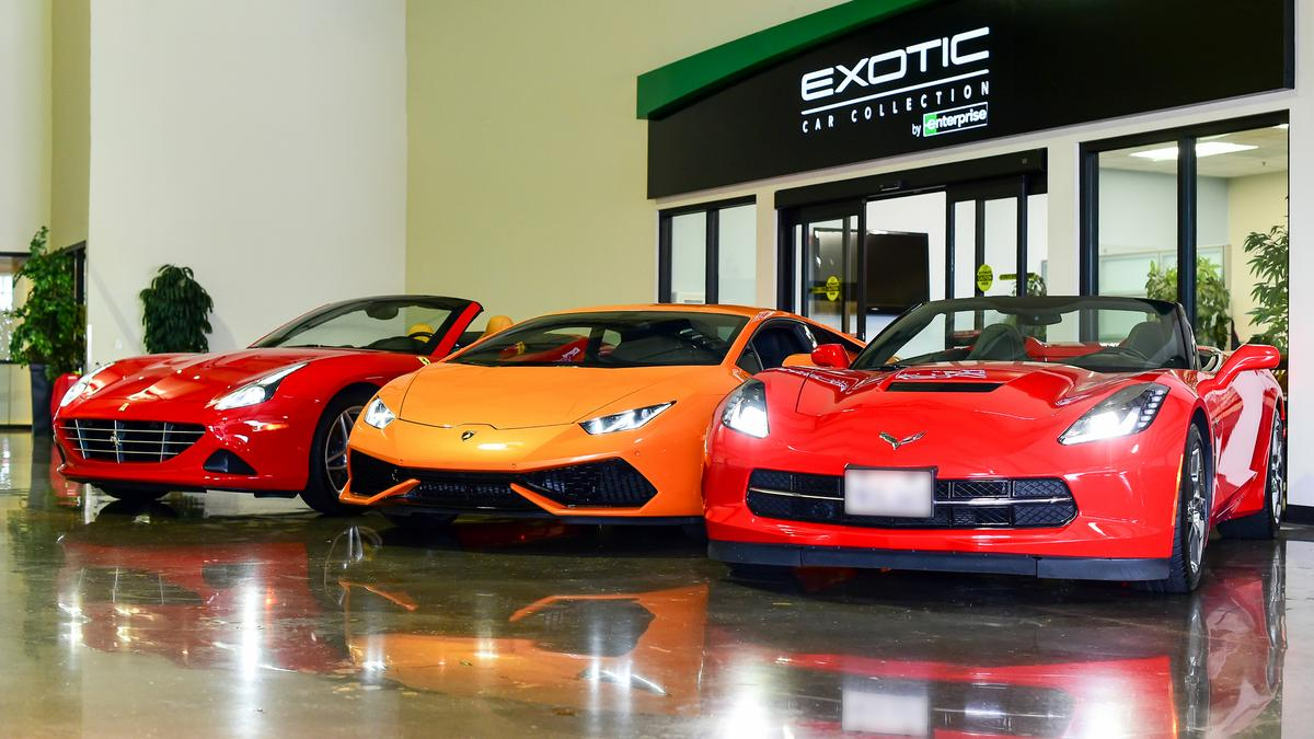 Rental Car Charlotte Nc >> Enterprise Now Offering Luxury Car Rentals At Charlotte