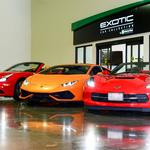 Luxury car rentals now available at Charlotte Douglas