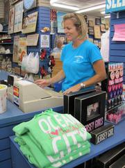 Denise Callahan, owner of Ocean Paradise and Ocean Treasures, said August saw strong sales and good foot traffic on the Boardwalk in Ocean City.