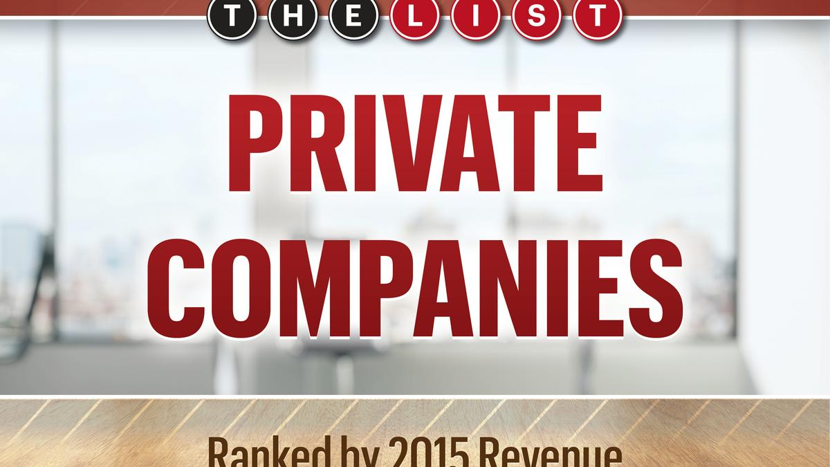 The List: Top 100 Private Companies - South Florida ...