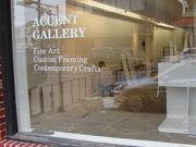 As seen in November 2012, the Accent Gallery closed for six weeks for repairs after Superstorm Sandy.