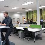 At Olathe company, it's whistle and exercise while you work [PHOTOS]