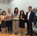 Lanikai Juice and Kirin Beverage collaborate for summer tea smoothies at Japan locations