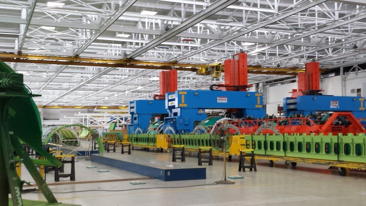 Rise Of The Automation Spirit Aerosystems Prepares For