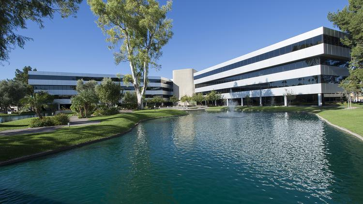 Morgan Stanley Sells Class A Phoenix Offices To Dallas