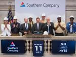Southern Co., AGL execs ring NYSE Closing Bell (VIDEO)