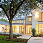 Home of the Day: Santa Barbara Style Modern Stuns in Preston Hollow