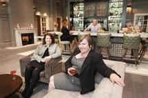 Coterie Worklounge in Seattle, Wash. offers a swank venue for shared workspace