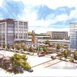 Developers file initial plans to transform Brookhaven/Oglethorpe MARTA station (SLIDESHOW)