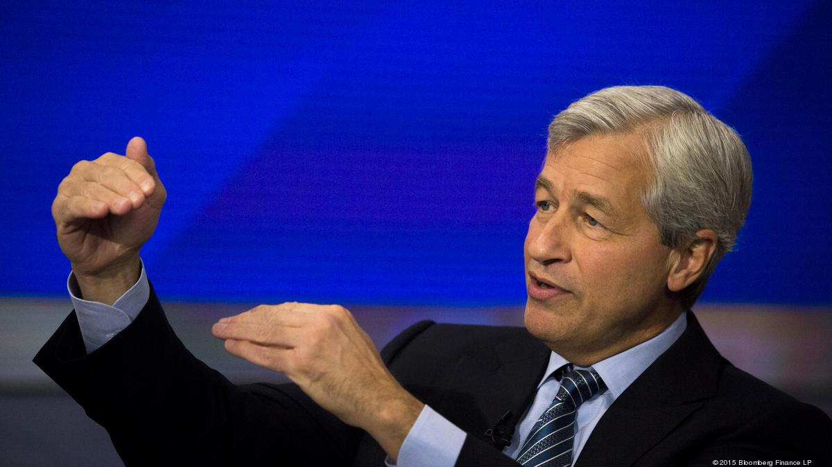 JPMorgan Chase chief Jamie Dimon is handing out raises to