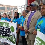 BUILD seeks meeting with Kevin Plank, benefits agreement on Port Covington development