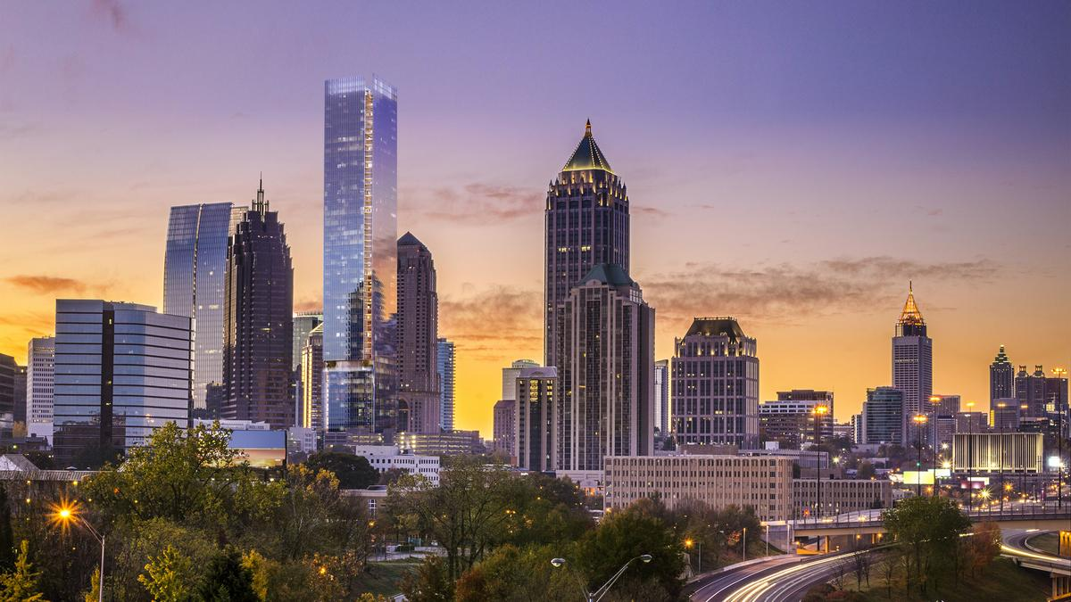 opus place to become atlanta 39 s tallest residential tower