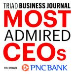Here are the Triad's Most Admired CEOs