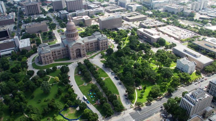 Of the $166 billion in capital investments made in U.S. projects last year, almost a third of it was in Texas.