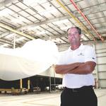 Iconic boat builder Bertram Yacht sails into Tampa