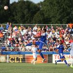 Charlotte Independence score first sellout in soccer friendly with English Premier League team (PHOTOS)