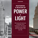 Restoring Power & Light: Iconic beacon beams with new life