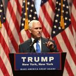 Small business groups praise Trump's <strong>Pence</strong> pick
