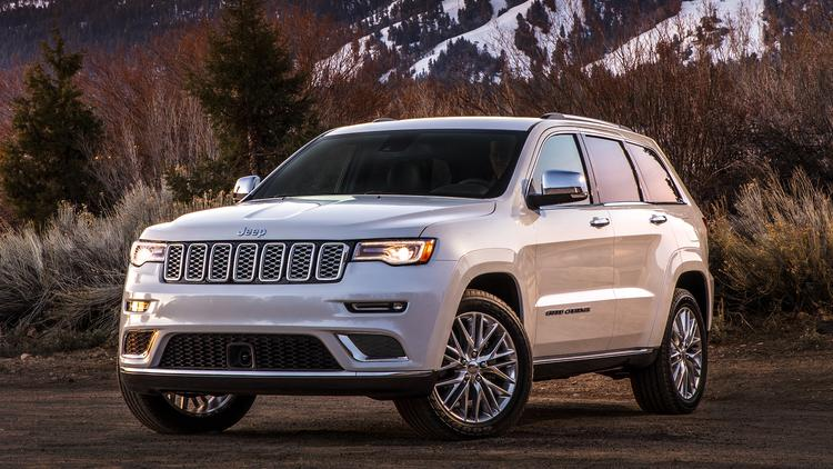 Fiat Chrysler Automobiles, Which Builds The Jeep Cherokee, Said It Will  Move Cherokee Production