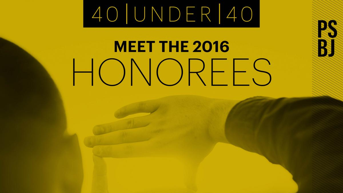 business report 40 under 40 2015 seattle