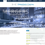 OpenGate Capital raises $305 million for first institutional private equity fund