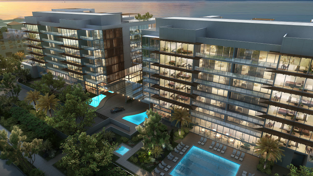 Ocean Palm Condo Dizengoff Group Hotel Proposed In Boca Raton South Florida Business Journal