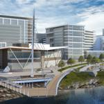 Ground breaks on the Portland region's newest waterfront park (Photos)