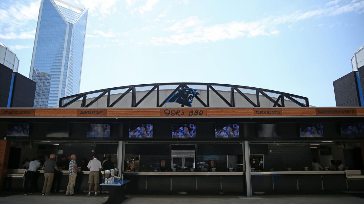 Carolina Panthers Reveal Latest Renovation Projects At