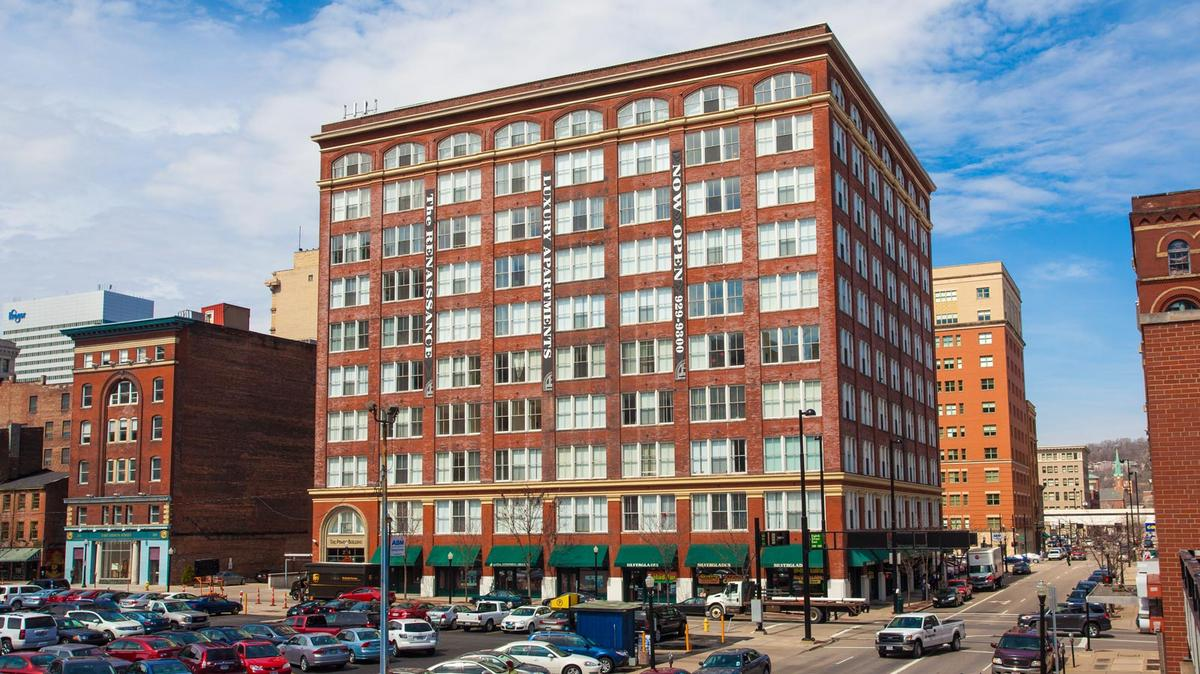 Downtown Cincinnati apartments sold for $25 million ...